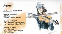 Geigenspieler kari italien
